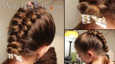 Pretty Hair is Fun: Dutch Infinity Braid