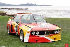 1975 BMW 3.0 CSL Alexander Calder Race Car