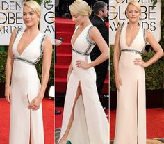 Margot Robbie - Golden Globe 2014
