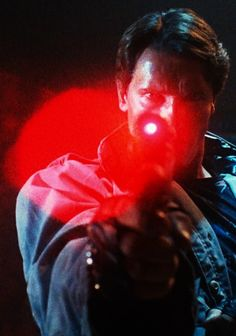 The Terminator // James Cameron // Arnold Schwarzenegger T 800 Terminator, Terminator Movies, 80s Movies, I Movie, King Kong, Arnold Schwarzenegger Movies, Science Fiction, Man In Black, Neon Noir