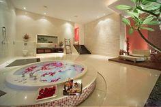 gorgeous bath and spa