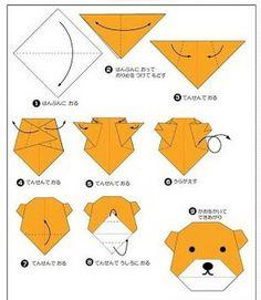 Manualidades en papel para niños Origami ~ Mimundomanual