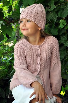 Ravelry: Hermione cardigan pattern by Pelykh Natalie Baby Boy Knitting Patterns Free, Baby Sweater Patterns, Knit Cardigan Pattern, Baby Girl Dress Patterns, Knitting For Kids, Shawl Patterns, Girls Sweaters, Baby Sweaters, Pulls