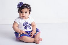 The perfect baby onesie with attached tutu dress for your My Little Pony baby. You will love this custom outfit for 1st birthday parties, baby photo props, vacations, baby ... #pinkmousekids