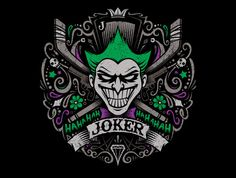 J0K3R T-Shirt - Joker T-Shirt is $17 at TeeFury!