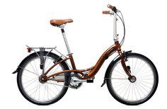 dahon foldable bike. it's love.
