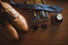 Groom accessories | Joel Allegretto Photography