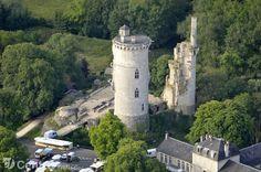 Château de Mehun-sur-Yèvre. Mehun-sur-Yèvre 18500. Berry.