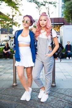 See all the best street style from Fashion Week Tokyo on http://Vogue.com