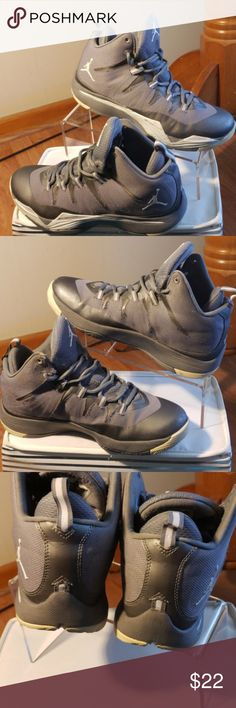 ac9b3d59fd1 AIR JORDAN SUPER.FLY 2 Worn by Blake Griffin of the Los Angeles Clippers