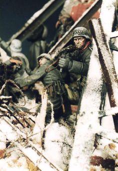 Rattenkrieg in Stalingrad.
