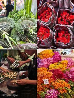 Flower-Market Bangkok Thailand