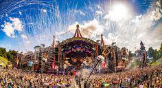 @ivanarieldesign #music #Tomorrowland #electronicmusic #ivanariel Tomorrowland Drops First Wave of Artists & Confirms Hardwell Return