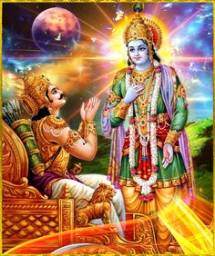 """Arjuna said: """"Indeed, You alone know Yourself by Your own internal potency, O Supreme Person, origin of all, Lord of all beings, God of gods, Lord of the universe!""""~Bhagavad Gita as it is 10.15 Ple..."""