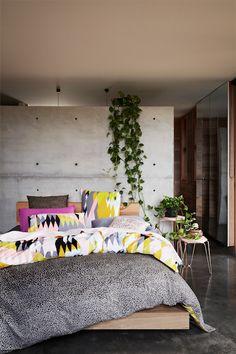 concrete bedhead - Google Search