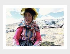 Untitled (Peruvian Woman)