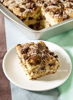 Dark Chocolate Cinnamon Pecan Coffee Cake THIS IS SUCH A NICE CAKE TO SERVE TO YOUR FAMILY AND FRIENDS WITH SOME ICE TEA, OR A CUP OF COFFEE.  THIS CAKE IS FULL OF FLAVOR AND YOU WILL BE COMING BACK TO IT AGAIN AND AGAIN. TRY THIS AND SEE...ENJOY