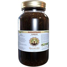 Yarrow Liquid Extract Organic Yarrow Achillea millefolium Tincture Supplement 32 oz Unfiltered >>> You can find out more details at the link of the image.
