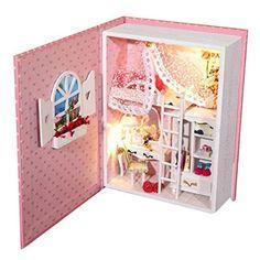 Resultado de imagem para DIY Wooden dolls house Miniature