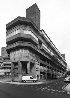 Wyndham Court 18, Southampton, Lyons Israel Ellis, 1966-69