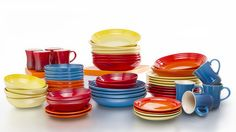 Le Creuset Dinnerware Styled
