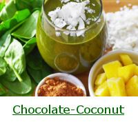 Share Tweet + 1 Mail Raw chocolate (cacao) makes an excellent flavoring and superfood boost to many smoothie recipes. It works well with most ...