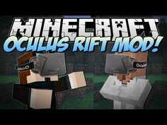 ▶ Minecraft | OCULUS RIFT MOD! (Virtual Reality Minecraft!) | Mod Showcase - YouTube