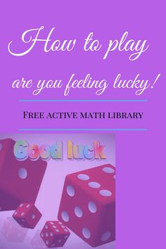 Access to Free Active Math Library | Math Activity | Math Games | Math Games 7-12 | Algebra 1 | Algebra Activities | Secondary Math | Elementary Math | Active Math  https://themathmentors.mykajabi.com/p/email-opt-in-form