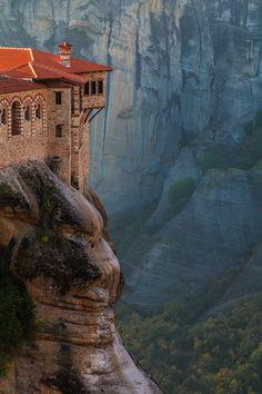 Zagoria and Meteora • Timeless Towers Of FaithInspiring Photography