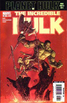 The Incredible Hulk #93: Planet Hulk