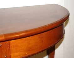 Rifiniture tavolo