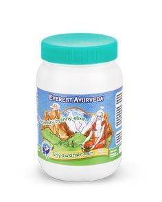 Chyawanprash, marmelade de fruits, de plantes et d'épices, principalement d' amla, extrêmement riches en vitamine C. Véritable élixir de jouvence, panacée de l'ayurveda, c'est un booster d'immunité. Avec le Chyawanprash vous retrouvez vitalité & joie de vivre!
