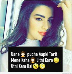 Khatarnak Attitude Shayari for Girls Crazy Girl Quotes, Attitude Quotes For Girls, Girl Attitude, Boy Quotes, Crazy Girls, Girly Quotes, Qoutes, Hindi Quotes, Attitude Thoughts