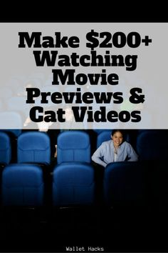 Do you like the movies? Would it surprise you that not everyone had to pay for their movie ticket? When I was younger, I always wanted to work at the movie theater. You had the snazzy vests, all the popcorn you could eat, plus sneak in movies from time to time when things were slow. …