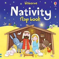 Show details for Nativity Flap Book