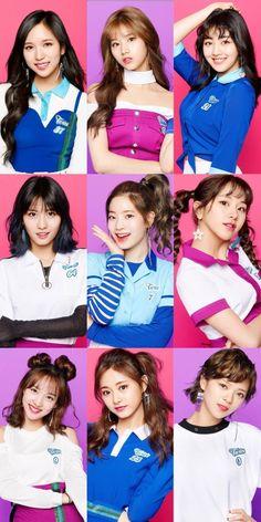 Pin by Jennielyn Agoncillo on Twice in 2019 Kpop Girl Groups, Korean Girl Groups, Kpop Girls, Nayeon, Twice Wallpaper, Twice Photoshoot, Twice Group, Warner Music, Twice Fanart