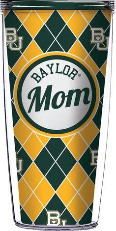 Baylor Mom Tumbler