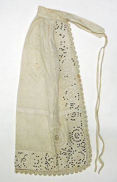Reminds me of my great grandmother's apron. Beautiful!