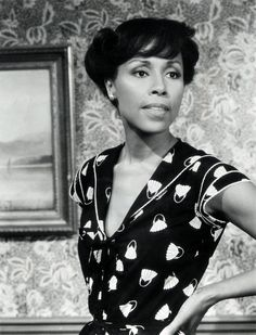 Diahann Carroll as 'Zeona Haley' in Roots: The Next Generations (Feb. 18-24, 1979, ABC Miniseries)