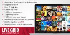 15 Free Modern WordPress Themes 2013 | Bashooka | Cool Graphic & Web Design Blog