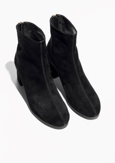 & Other Stories #boots #footwear