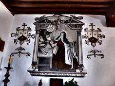 Conventos Teresianos en Avila.