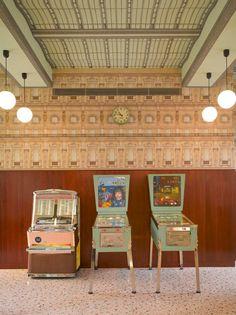 Wes Anderson, Bar Luce,  Fondazione Prada, Milan