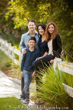 fence schneider family san diego ca www.SomeLikeItShotPhotography.com