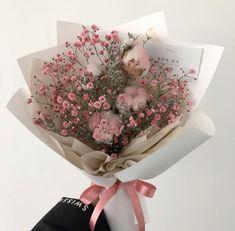pink aesthetic boquet flowers pastel light korean soft minimalistic kawaii cute g e o r g i a n a : a e s t h e t i c s Boquette Flowers, Luxury Flowers, My Flower, Dried Flowers, Planting Flowers, Beautiful Flowers, Flower Aesthetic, Pink Aesthetic, Aesthetic Plants