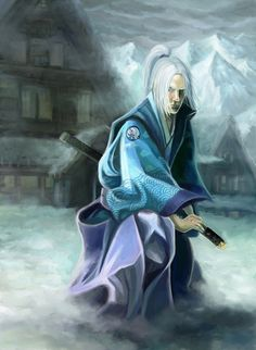 Kakita Iaijutsu Master by DrStein on DeviantArt