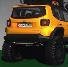 Jeep Renegade, Jeep Life, Saree Blouse, Offroad, Dream Cars, Chevy, Colorado, Monster Trucks, Wheels