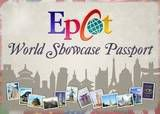 Great Idea! Print Kids Epcot passports before Disney World trip and have a cast member write something in their native language and stamp it. Also could do a Drinking around the world or Eating around the World passport