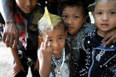 punk from Myanmar
