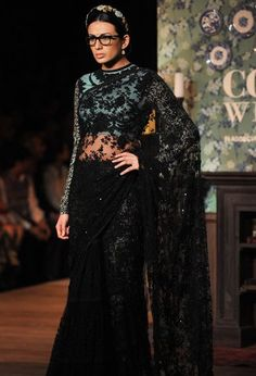 Scarlet Bindi - South Asian Fashion: Delhi Couture Week 2012 - Day 5 #indianwedding #different